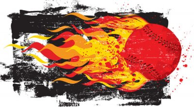 Vinilo Flaming Red Fastball