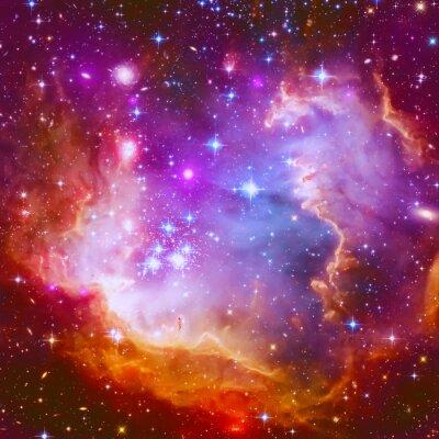 Vinilo Flaming Star Nebula