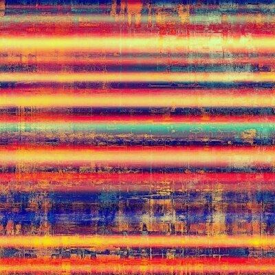 Vinilo Fondo abstracto o textura. Con diferentes patrones de color: amarillo (beige); azul; naranja roja); rosado; Violeta púrpura)