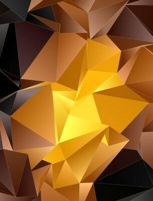 Vinilo Fondo colorido abstracto