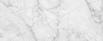 Vinilo Fondo de textura de mármol blanco, textura de mármol abstracta (patrones naturales) para el diseño.