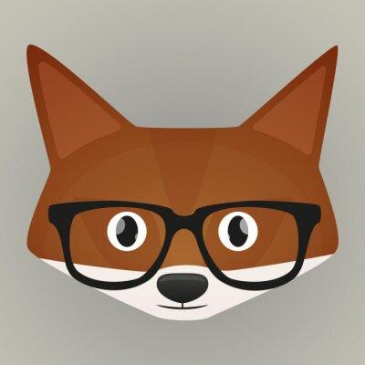 Vinilo Fox avatar