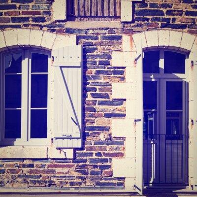 Vinilo French Windows