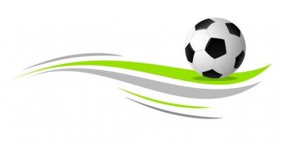 Vinilo Fussball - Soccer - 147