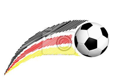 Vinilo Fútbol Alemania