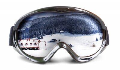 Vinilo Gafas de esquí