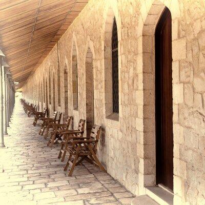 Vinilo Galería en Jerusalén