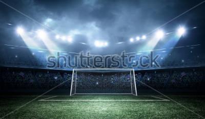 Vinilo Goal post