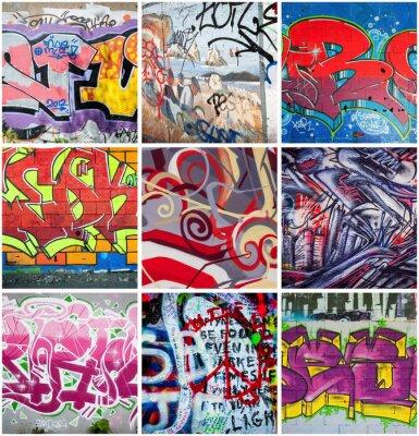 Vinilo Graffitis