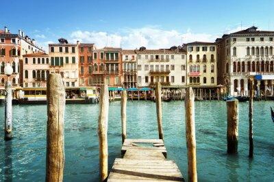 Vinilo Gran Canal, Venecia, Italia