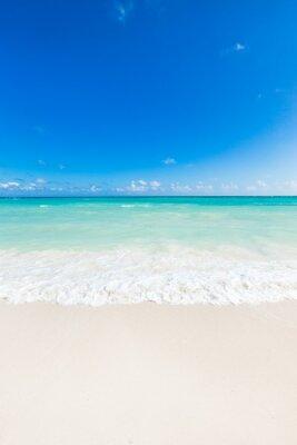 Vinilo Hermoso mar tropical