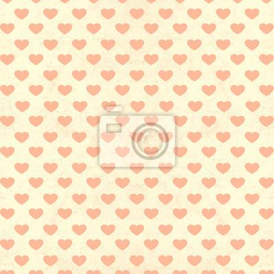 Vinilo Herzen Retro Pattern