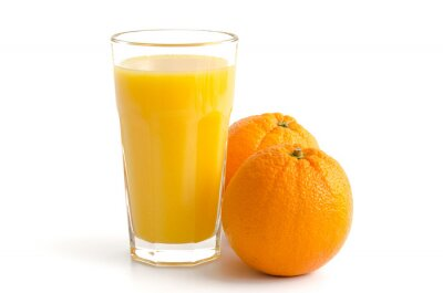 Vinilo Jugo de naranja