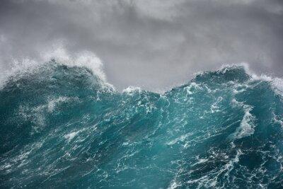 Vinilo las olas del mar