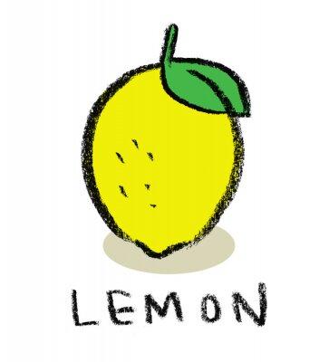 Vinilo limón