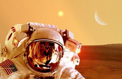 Vinilo Los elementos de esta imagen proporcionada por la NASA.