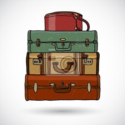 """Resultado de imagen de maleta dibujo"""""""