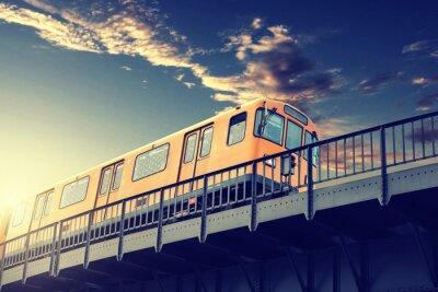 Vinilo Metro