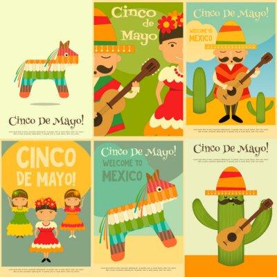 Vinilo Mexicano Posters