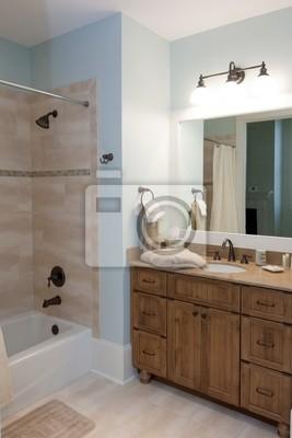 Moderno cuarto de baño vinilos para portátiles • vinilos para la ...
