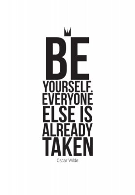 Vinilo Motivational quotes poster