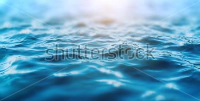 Vinilo ocean water background