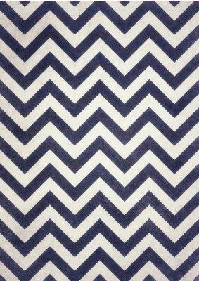Vinilo Oscuro azul marino y negro textura de los chevrones en el viejo diseño apenado blanco del fondo, patrón oscuro de zigzag, fondo maravilloso de la vendimia