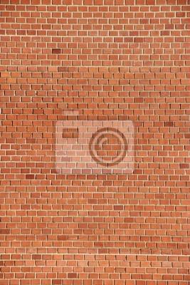 Pared urbana textura de ladrillo rojo vinilos para porttiles