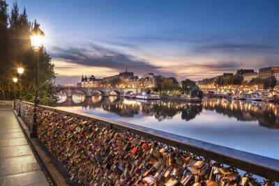 Vinilo París - Pont des Arts