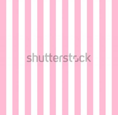 Vinilo Patrón con fondo de rayas. Arte vectorial