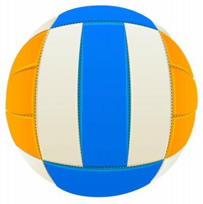 Vinilo Pelota de voleibol