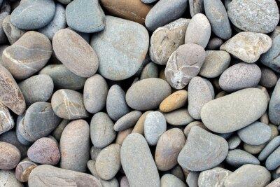 Vinilo Piedras de playa de fondo