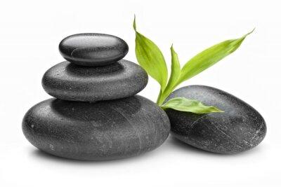 Vinilo piedras zen