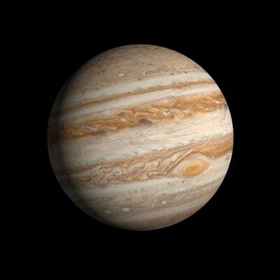 Vinilo Planeta Júpiter