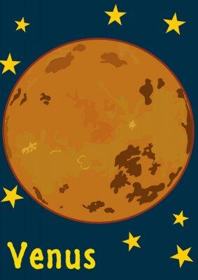 Vinilo Planeta Venus