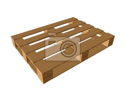 Vinilo Plataforma de madera opcional