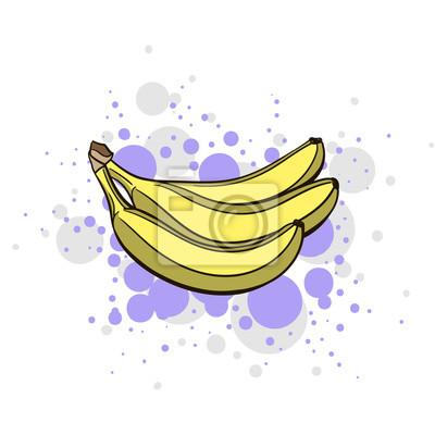Vinilo Plátano jugoso brillante
