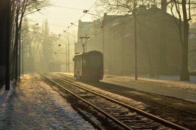 Vinilo Poranny tramwaj