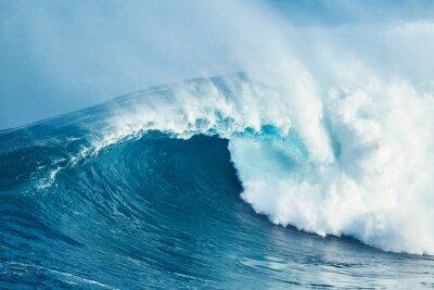 Vinilo Potente Ola del Océano