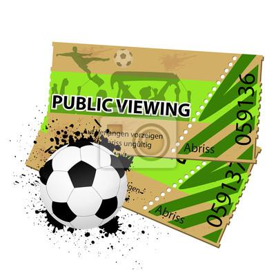 Vinilo Public Viewing