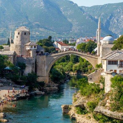 Vinilo Puente Viejo en Mostar
