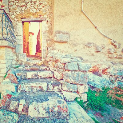 Vinilo Puerta en el Muro