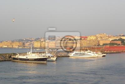 Vinilo Puerto de Nápoles