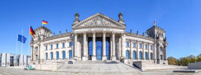 Vinilo Reichstag de Berlín