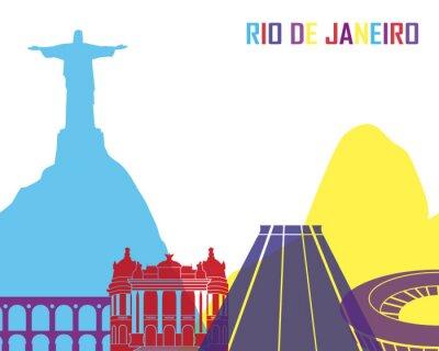 Vinilo Río de Janeiro horizonte pop