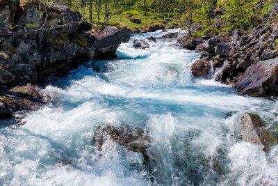 Vinilo Río en Noruega
