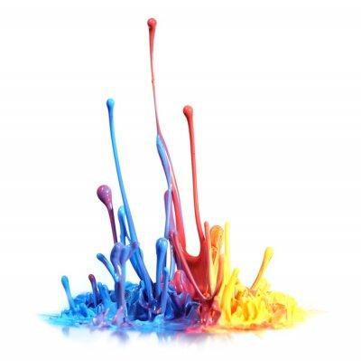 Salpicaduras de pintura calcoman as para port tiles pegatinas para la pared tintas pinturas - Salpicaduras de pintura ...