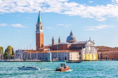 Vinilo San Giorgio isla en Venecia, Italia