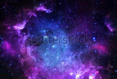 Vinilo Starfield - Elementos de esta imagen proporcionados por la NASA