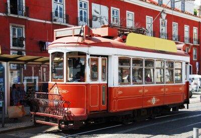 Vinilo Strassenbahn en Lisboa